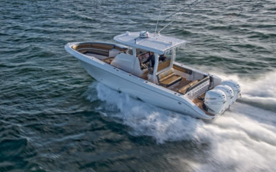 Boat Review: Fountain 39 NX