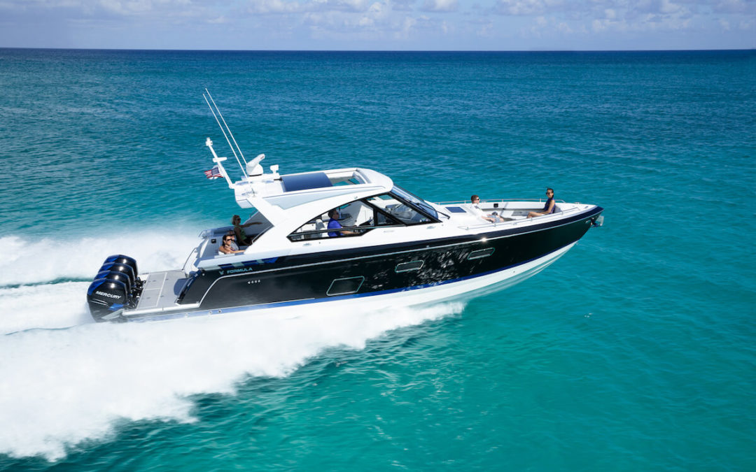 Boat Review: Formula 400 SSC