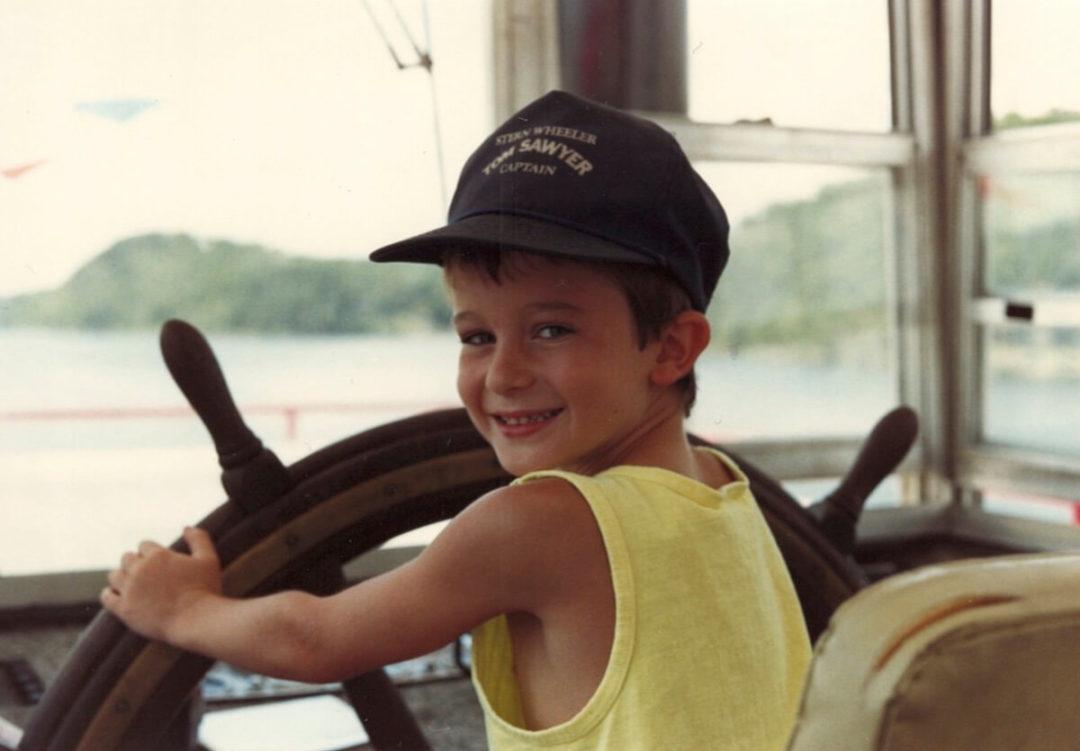 Editors Note: A Lake Story - SHORE Magazine - Boating Lake of the Ozarks
