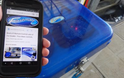 Dock Problem Solved: Meet First Mate, The App That Syncs To Your Boat Lift