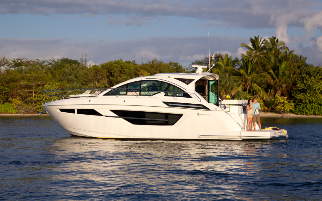 Boat Review: Cruisers 50 Cantius