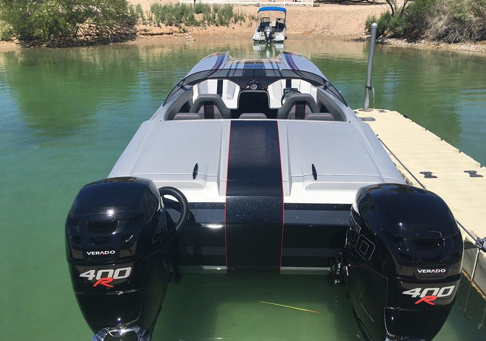 Boat Review: Eliminator 28 Speedster