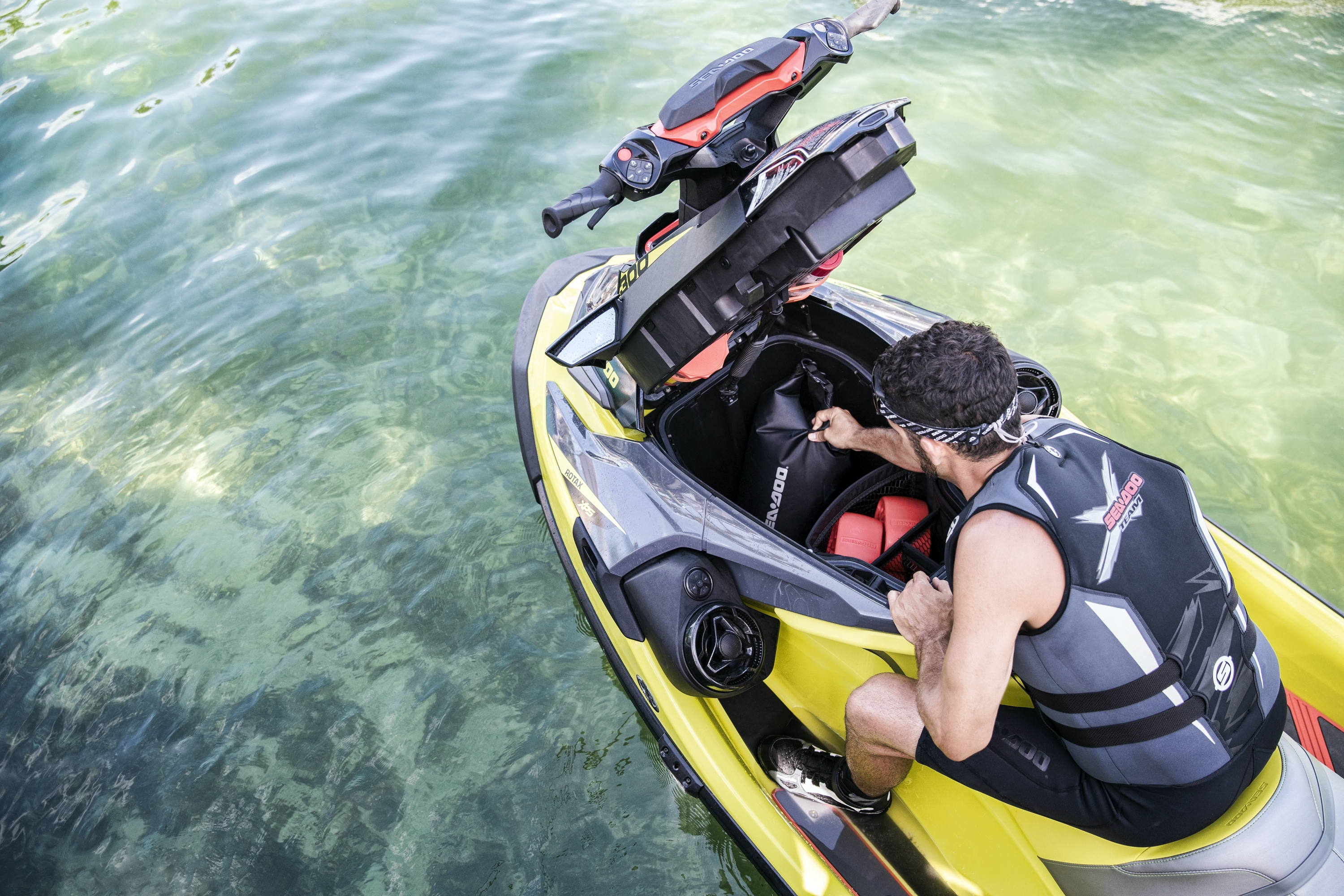 Boat Review: Sea-Doo RXT-X 300 - SHORE Magazine - Boating