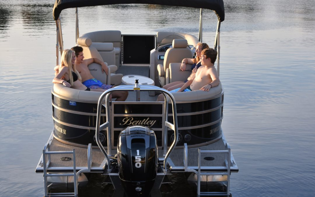 Boat Review: Bentley 243 Navigator