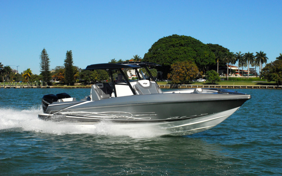 Boat Review: Sunsation 32CCX
