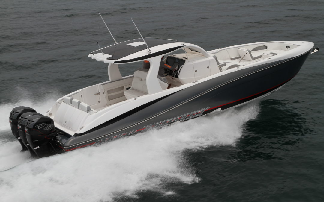Boat Review: Deep Impact 399 Sport