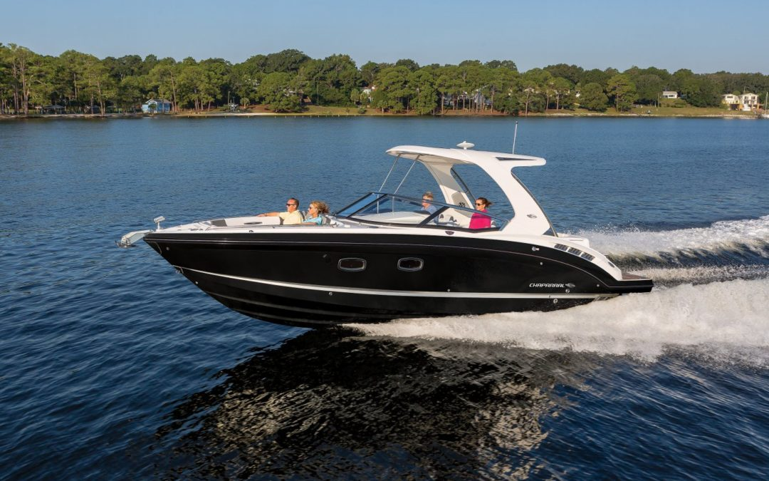 Boat Review: Chaparral 347 SSX