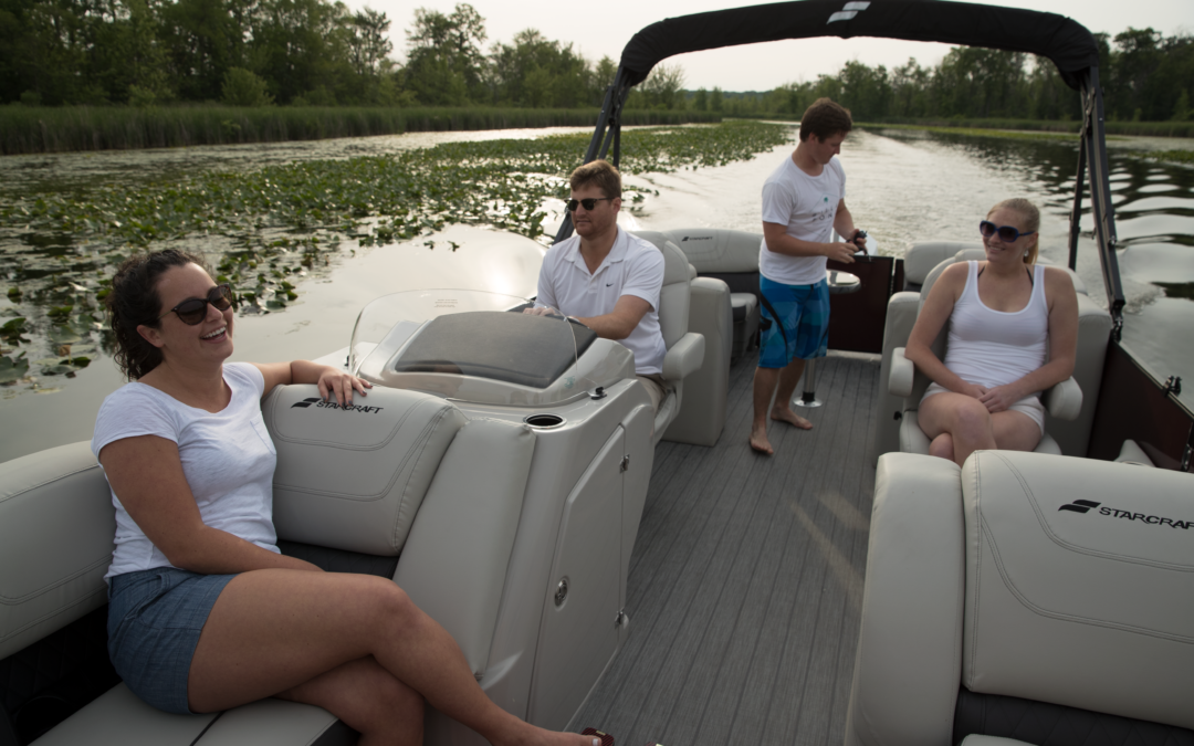 Boat Review: Starcraft SLS 3