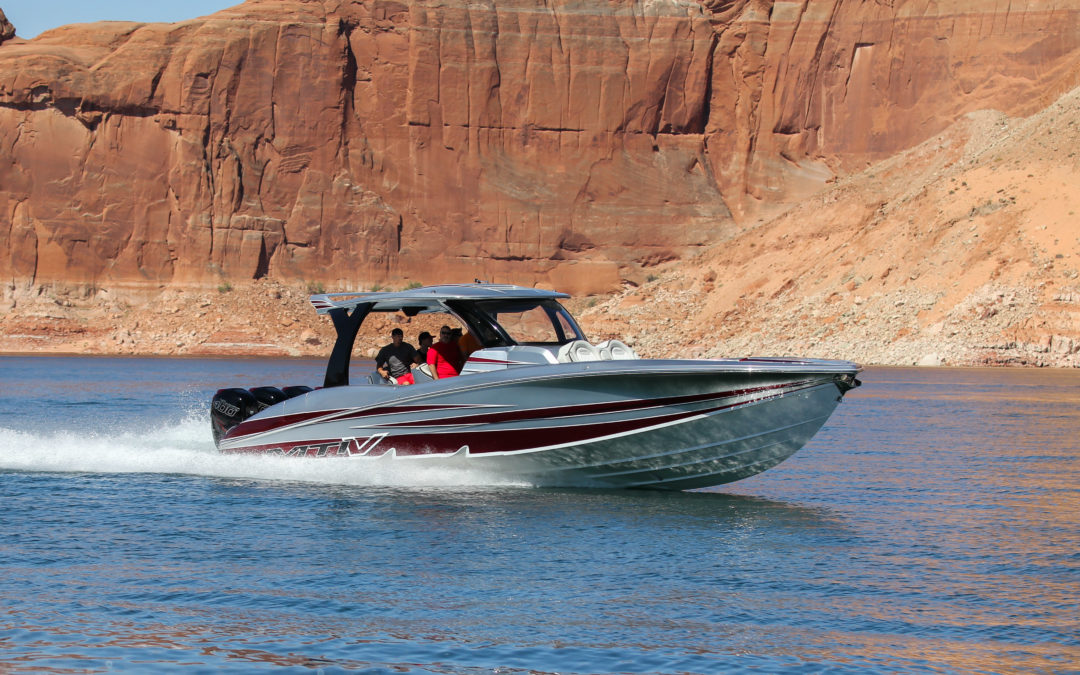 Boat Review: MTI-V 42