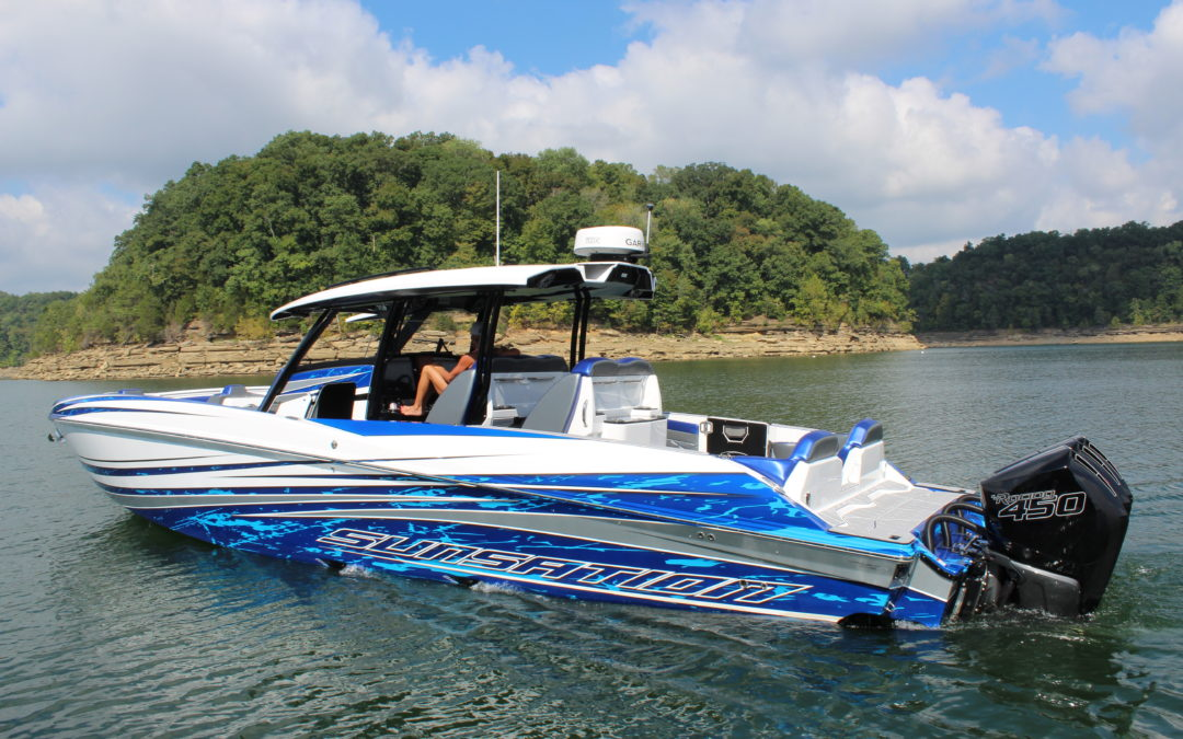 2020 Boat Review: Sunsation 40 CCX