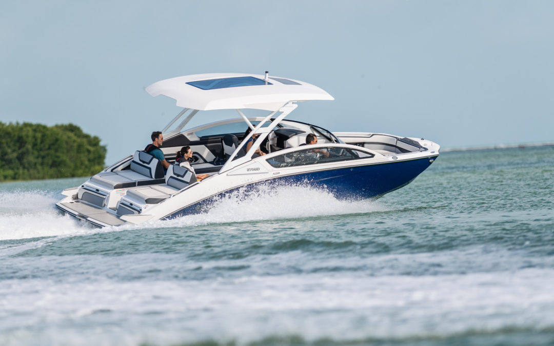 2020 Boat Review: Yamaha 275 SD