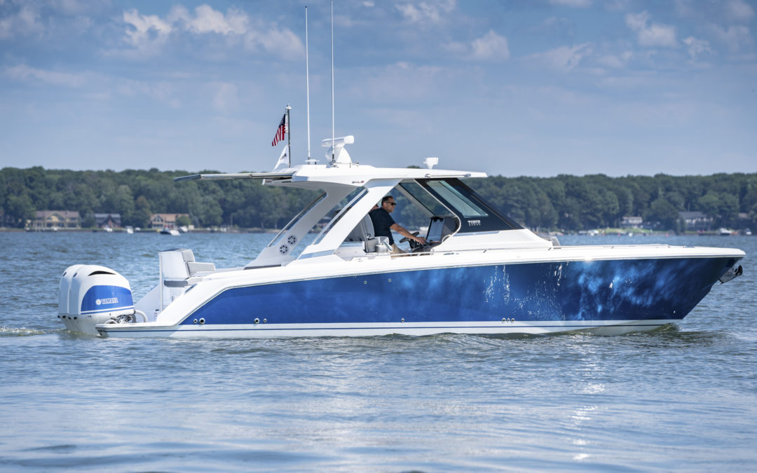 2020 Boat Review: Tiara 34 LS