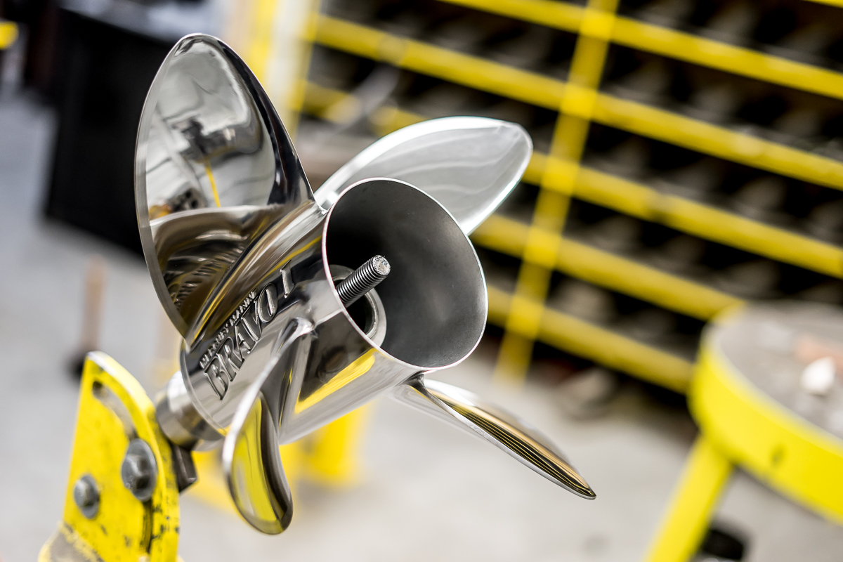 Gaining An Edge On Props: FJ Propeller Midwests High-Tech