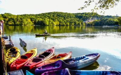 1 Day, 2 Ways: Wake Lake / Paddle Lake