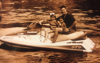 A Lake Family's History, Through Childhood Memories