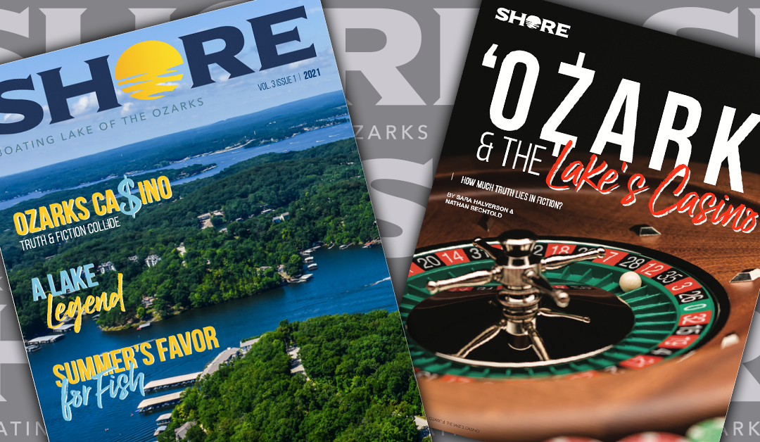 Shore's 2021 Issue Is Here!