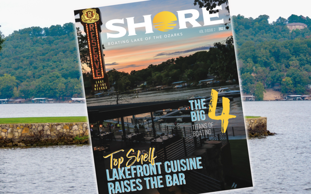 Shore Magazine 2021 Releases New Cover Spotlighting 1932 Reserve