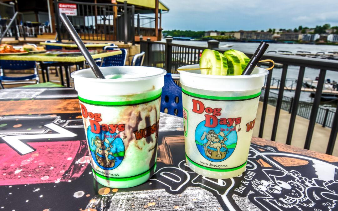 Dog Days All Summer Long, At Lake Of The Ozarks