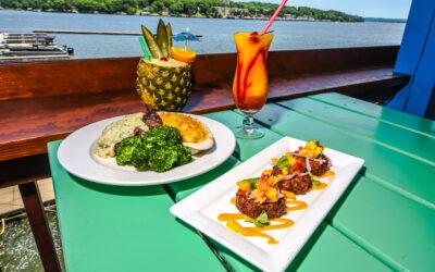 Paradise Found: Lake Of The Ozarks' Tropical Restaurant Serves Caribbean Flair