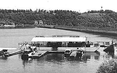 The Lake's First Seaplane Pilot